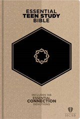 Essential Teen Study Bible-HCSB | B & h Kids Editorial |