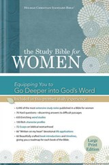 Study Bible for Women-HCSB-Large Print | auteur onbekend |