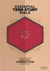 Essential Teen Study Bible-NKJV