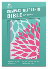 Compact Ultrathin Bible for Teens-HCSB |  |
