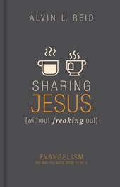 Sharing Jesus (without freaking out)