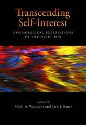 Transcending Self-Interest