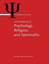 APA Handbok of Psychology, Religion and Spirituality |  |