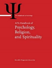 APA Handbok of Psychology, Religion and Spirituality | Kenneth I. Pargament |