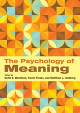 The Psychology of Meaning |  |