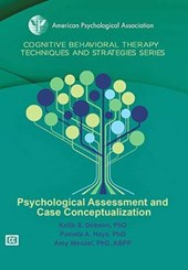 Psychological Assessment and Case Conceptualization