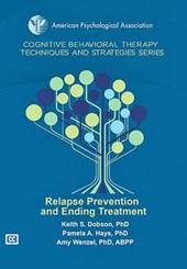 Relapse Prevention and Ending Treatment