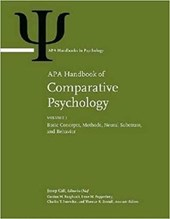 APA Handbook of Comparative Psychology