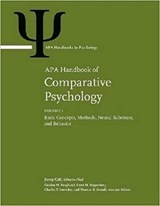 APA Handbook of Comparative Psychology |  |