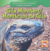 Gila Monsters/ Monstruos De Gila