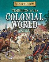 Timeline of the Colonial World | Charlie Samuels |