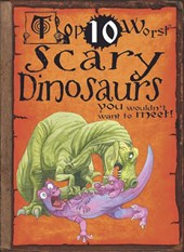 Scary Dinosaurs You Wouldn't Want to Meet! | Carolyn Franklin |