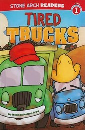 Tired Trucks | Melinda Melton Crow |