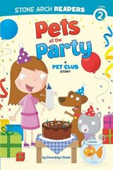 Pets at the Party | Gwendolyn Hooks |
