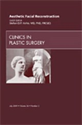 Aesthetic Facial Reconstruction, an Issue of Clinics in Plas | Stefan Hofer |