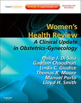 Women's Health Review | Philip J DiSaia |