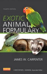 Exotic Animal Formulary | James W. Carpenter |