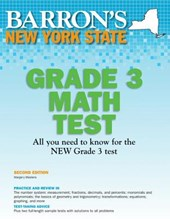 Barron's New York State Grade 3 Math Test