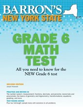 Barron's New York State Grade 6 Math Test | Joseph Prinzevalli |