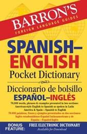 Barron's Spanish-English Pocket Dictionary / Diccionario de bolsillo Espanol-Ingles