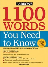 1100 Words You Need to Know | Bromberg, Murray ; Gordon, Melvin |