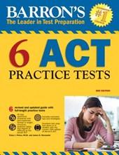 Barron's 6 Act Practice Tests