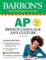 Barron's AP French Language and Culture with Online Test & Downloadable Audio | Eliane Kurbegov ; Edward Weiss |