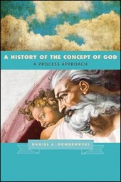 A History of the Concept of God | Daniel A. Dombrowski |