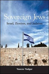 Sovereign Jews | Yaacov Yadgar |