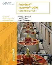 Autodesk Inventor 2010 Essentials Plus [With CDROM]