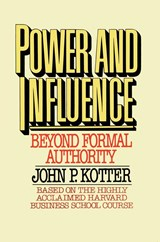 Power and Influence | John P. Kotter |