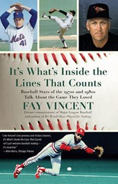 It's What's Inside the Lines That Counts | Fay Vincent |