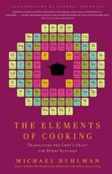 The Elements of Cooking | Michael Ruhlman |