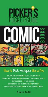 Picker's Pocket Guide - Comic Books | David Tosh |