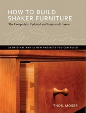 How to Build Shaker Furniture | Thos Moser |