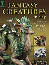 Fantasy Creatures in Clay | Emily Coleman |