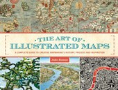 The Art of Illustrated Maps | John Roman |