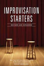 Improvisation Starters Revised and Expanded Edition | Philip Bernardi |