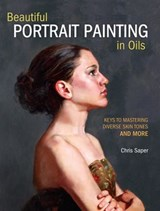 Beautiful Portrait Painting in Oils | Chris Saper |