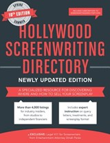 Hollywood Screenwriting Directory Spring/Summer | Jesse Douma |