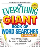 The Everything Giant Book of Word Searches | Charles Timmerman |