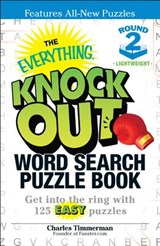 The Everything Knock Out Word Search Puzzle Book | Charles Timmerman |