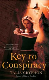Key to Conspiracy | Talia Gryphon |