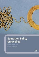 Education Policy Unravelled | Dean Garratt |