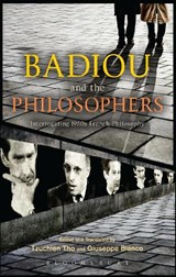 Badiou and the Philosophers | Alain Badiou |