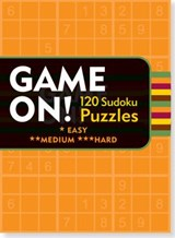Game On! Sudoku Puzzles | John Samson |