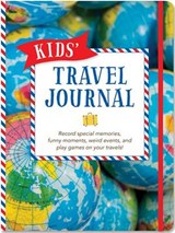 Kids' Travel Journal | auteur onbekend |