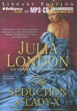 The Seduction of Lady X | Julia London |