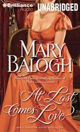 At Last Comes Love | Mary Balogh |
