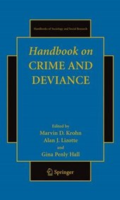 Handbook on Crime and Deviance |  |